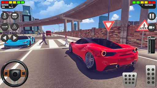 City Driving School Simulator: 3D Car Parking 2019 3.2 screenshots 4