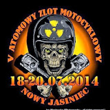 V Atomowy Zlot Motocyklowy Jasiniec - 18-20.07.2014