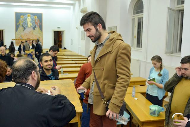 Pr. Constantin Necula despre tineri, FTOUB 271
