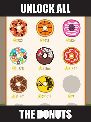 Donut Empire - Merge and Evolve 1.50 screenshots 8