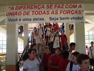 Emef Alfredo Spier Mensagem De Início Do Ano Letivo De 2011