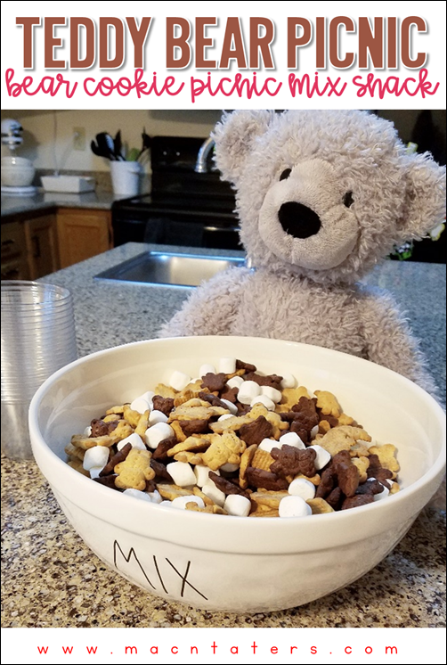 Teddy Bear Picnic Snack
