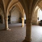 Abbaye de Royaumont : cuisine des moines