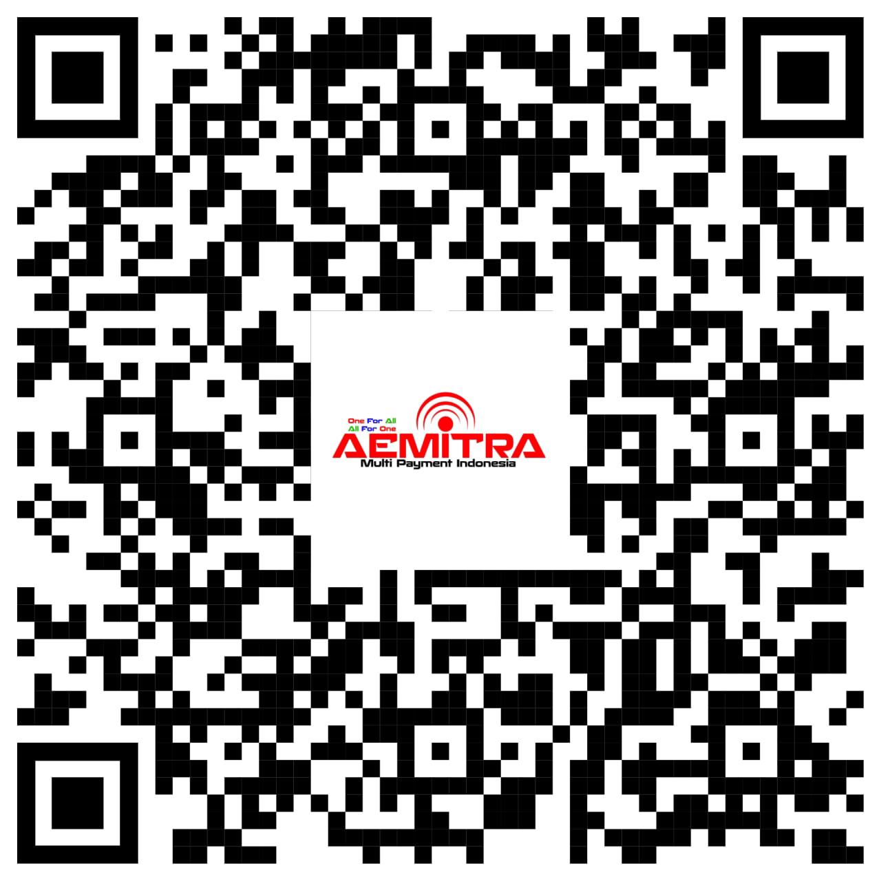 Cara menggunakan Barcode Aplikasi AEMITRA
