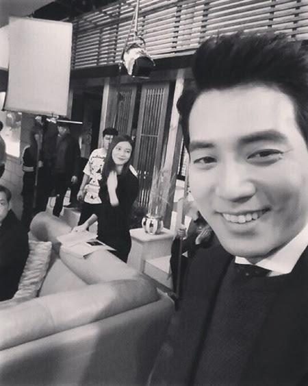 Ju Sanguk Cha Ye-Ryun
