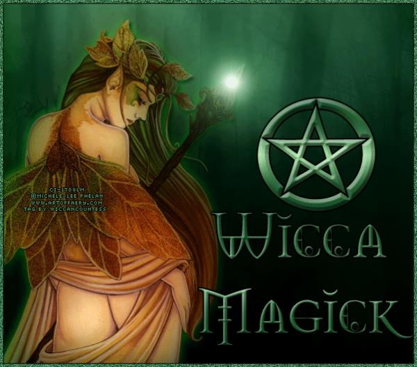 Wiccan Countess, Green Witches