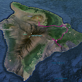 Hawaii 2013 - Best Story-Telling Photos - Hawaii%2BGPS%2BTrack.png