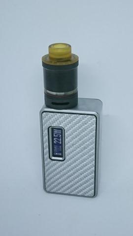 DSC 6497 thumb%255B2%255D - 【RTA/GTA】Encom「Desire Mad Dog GTA 25mm」(エンコムデザイア・マッドドッグGTA)レビュー。クラウドチェイサー向け爆煙製造タンク【爆煙/電子タバコ】