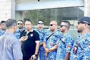 Ketua FBN DPW Bali Agustinus Nahak Kecam Pemalsu Swab Antigen Himbau Pelaku Ditindak Tegas