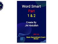 Word Smart Part 1 & 2 - PDF Download