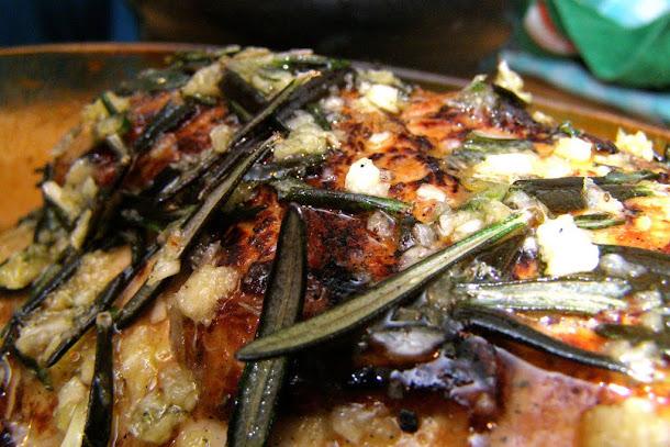 pulpa de porc aromata la cuptor