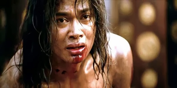 Screen Shot Of Hollywood Movie Ong Bak 2 (2008) In Hindi English Full Movie Free Download And Watch Online at Alldownloads4u.Com