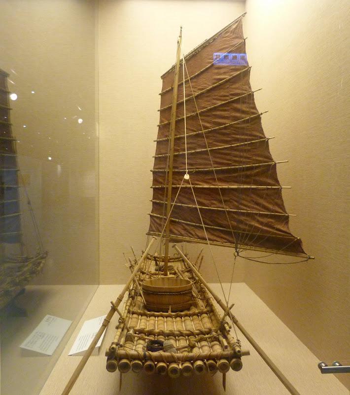 Taipei. Evergreen Maritime Museum. - P1340986.JPG