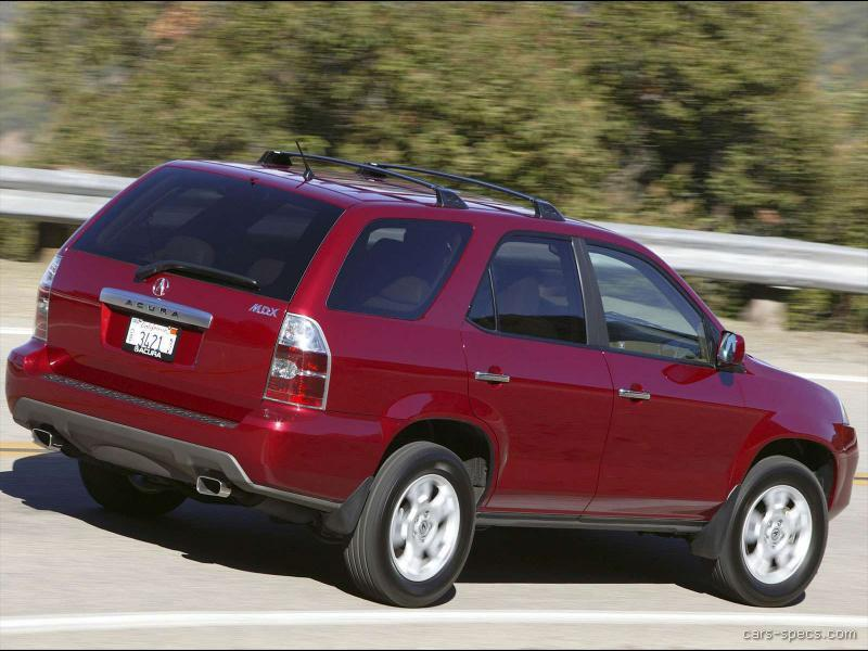 2003 acura mdx suv specifications pictures prices. Black Bedroom Furniture Sets. Home Design Ideas