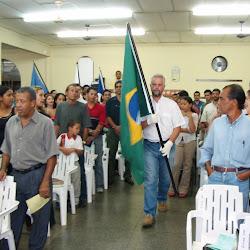 Culto Abertura Missões 2002