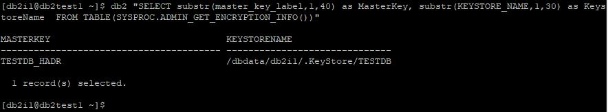 Verify Encryption