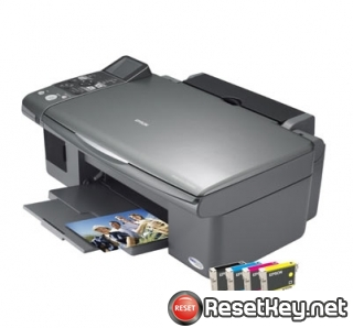 Reset Epson DX6050 printer Waste Ink Pads Counter