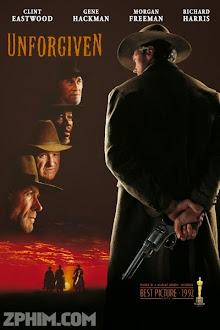 Không Tha Thứ - Unforgiven (1992) Poster
