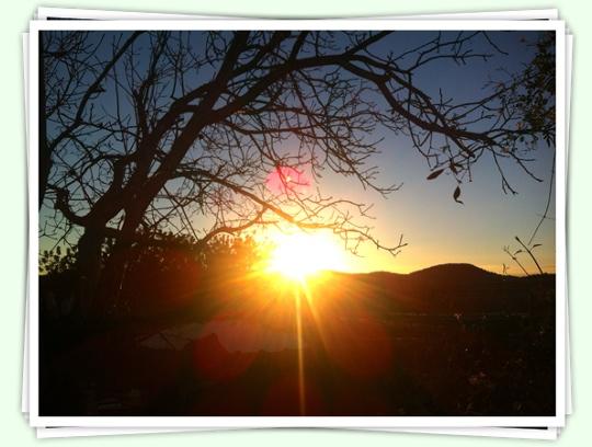 Eixida de sol