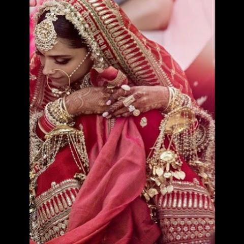 Mesmerizing Wedding Looks of Bollywood Top Actresses |