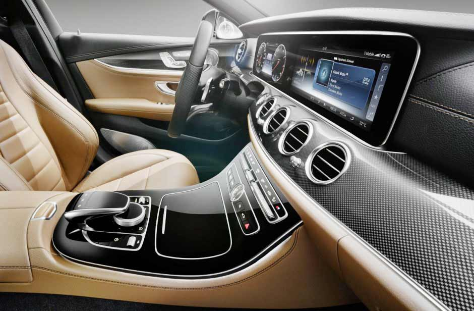 2017 Mercedes-Benz E-Class Interior and Set New Standard
