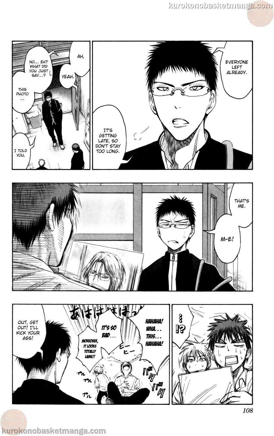 Kuroko no Basket Manga Chapter 95 - Image 04