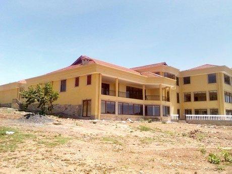 Details about Raila Odinga, 1 Billion house where he hosted president Uhuru kenyatta