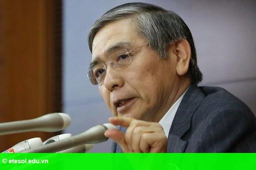 Hình 1: Ngân hàng trung ương Nhật Bản lạc quan về mục tiêu lạm phát