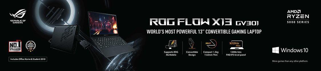ASUS ROG Flow X13 GV301
