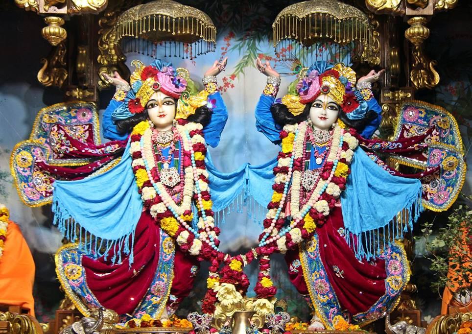 ISKCON Delhi Deity Darshan 02 Feb 2016 (6)