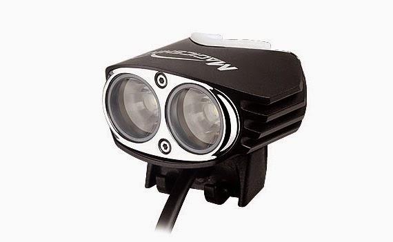 Foco Magicshine MJ-880 L2 2200 lumens, para rodar casi con luz de día