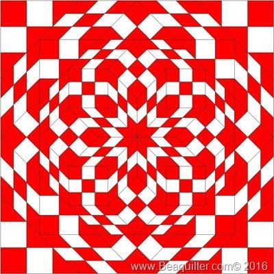 red white8