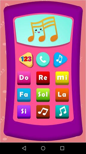 Baby phone game 1.0.1 screenshots 5