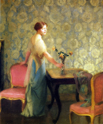 William McGregor Paxton - Penumbra
