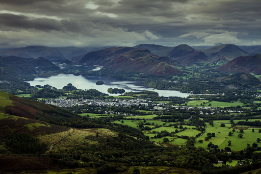 the Lake District England