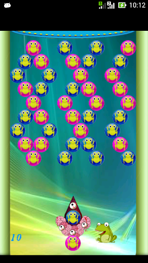 Bubble Shooter Frogs