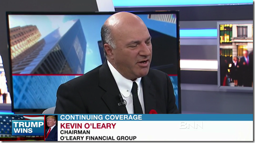 O'Leary Trump holds the cards with NAFTA