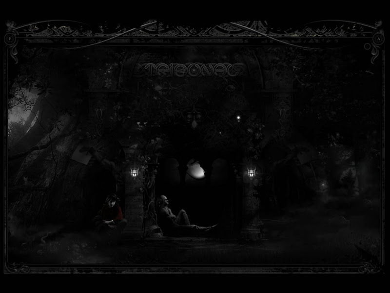 Wraith Of Silent Baroness, Horror And Dark Art