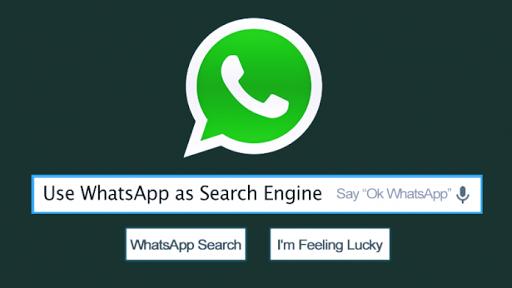 Whatsapp को Search Engine की तरह कैसे इस्तमाल करे