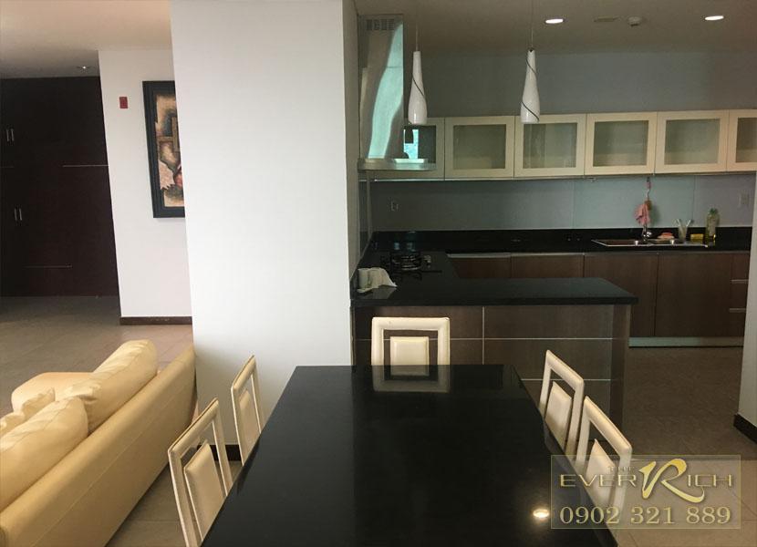 thuê căn hộ tại quận 11 - The Everrich 2 phòng ngủ