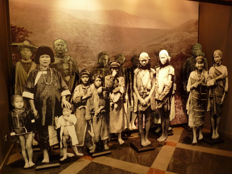 TAIWAN.Taipei Musée aborigène - P1040484.JPG