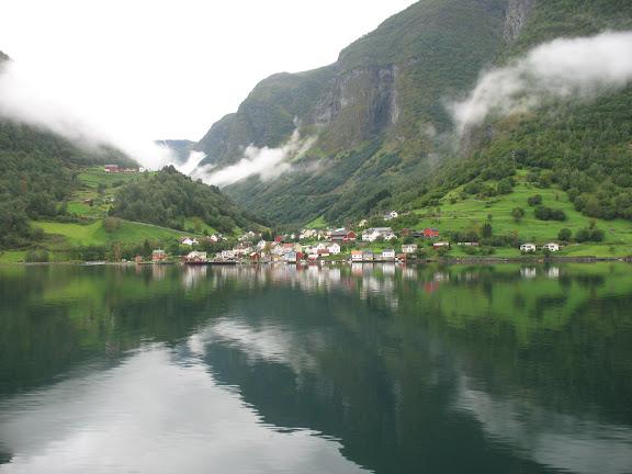 Gudvangen, Noruega