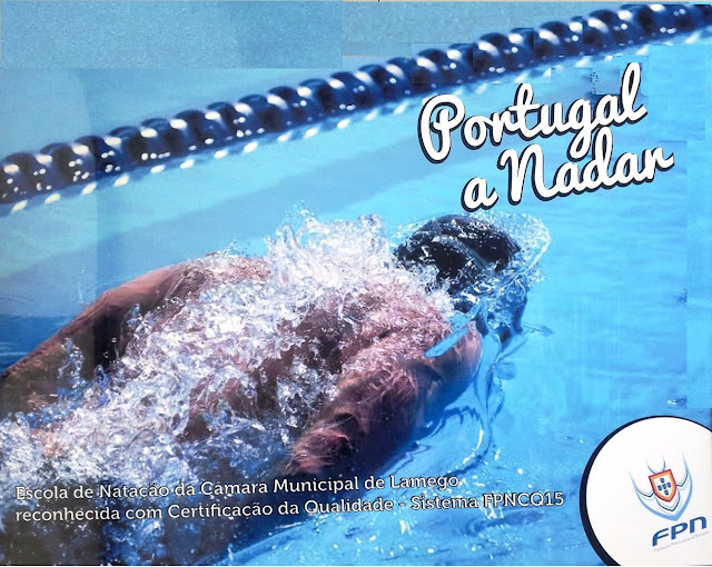 Escola Municipal de Natação de Lamego ganha Certificação da Qualidade