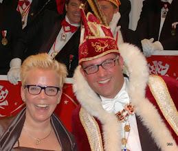 Photo: De Dolle Instuivers, Renkum, ZDH Prins Marc d'n Eerste en HDH Prinses Gieke