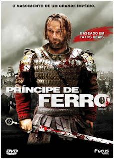 Filme Poster Príncipe de Ferro DVDRip XviD Dual Audio & RMVB Dublado