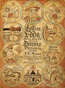 Cover of Helene Adeline Guerber's Book Myths of the Norsemen From the Eddas and Sagas