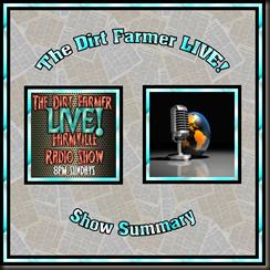 Radio show summary logo