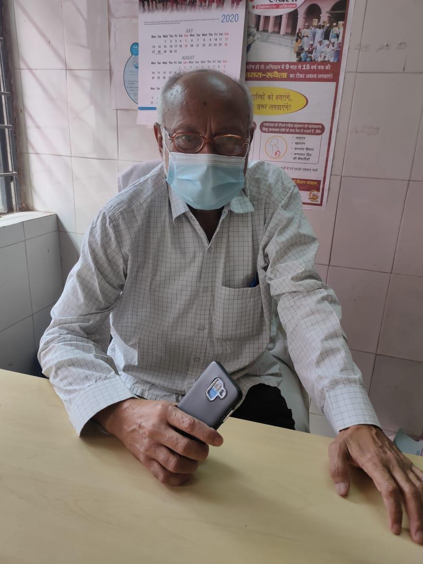 किशनगंज:सर्दियों में बच्चों को निमोनिया से बचाने के लिए संपूर्ण टीकाकरण जरूरी