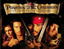 فيلم Pirates of the Caribbean: The Curse of the Black Pearl