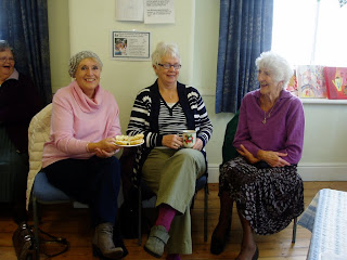 Macmillan Coffee Morning 28 September 2012